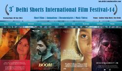 3th Delhi Shorts International Film Festival